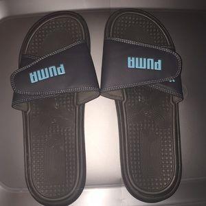 Puma Slides